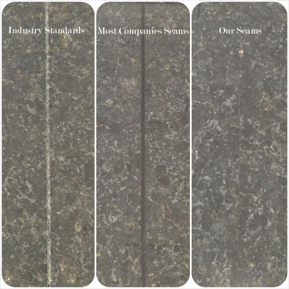How to Seam Granite